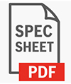 Product Spec Sheet